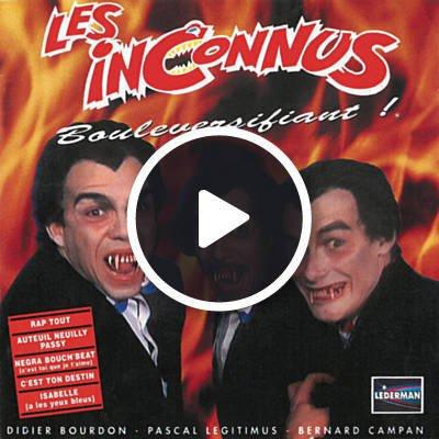 Rap Shit by Les Inconnus