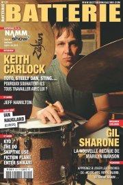 Sommaire du N°121 (Mars / Avril 2015) - Batterie Magazine
