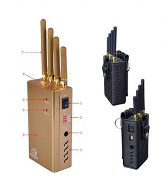 Spy Portable Mobile Jammer In Delhi India, 9650923110