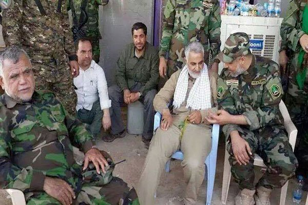 Le général iranien Qassem Soleimani combat « l'Etat islamique » en Irak !