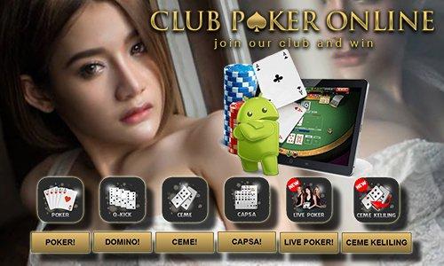 Poker Domino QQ Android iOS Uang Asli Terlengkap Terpercaya