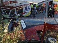 Des Marocains blessés dans un accident de bus en Espagne