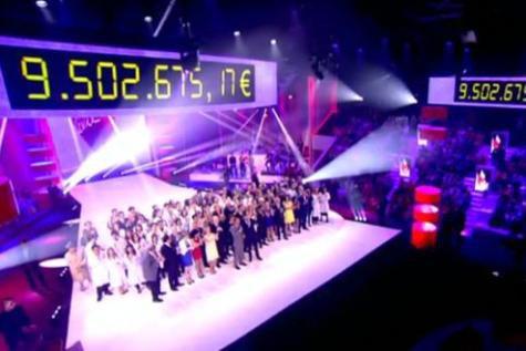 Record battu pour le Télévie (vidéos)