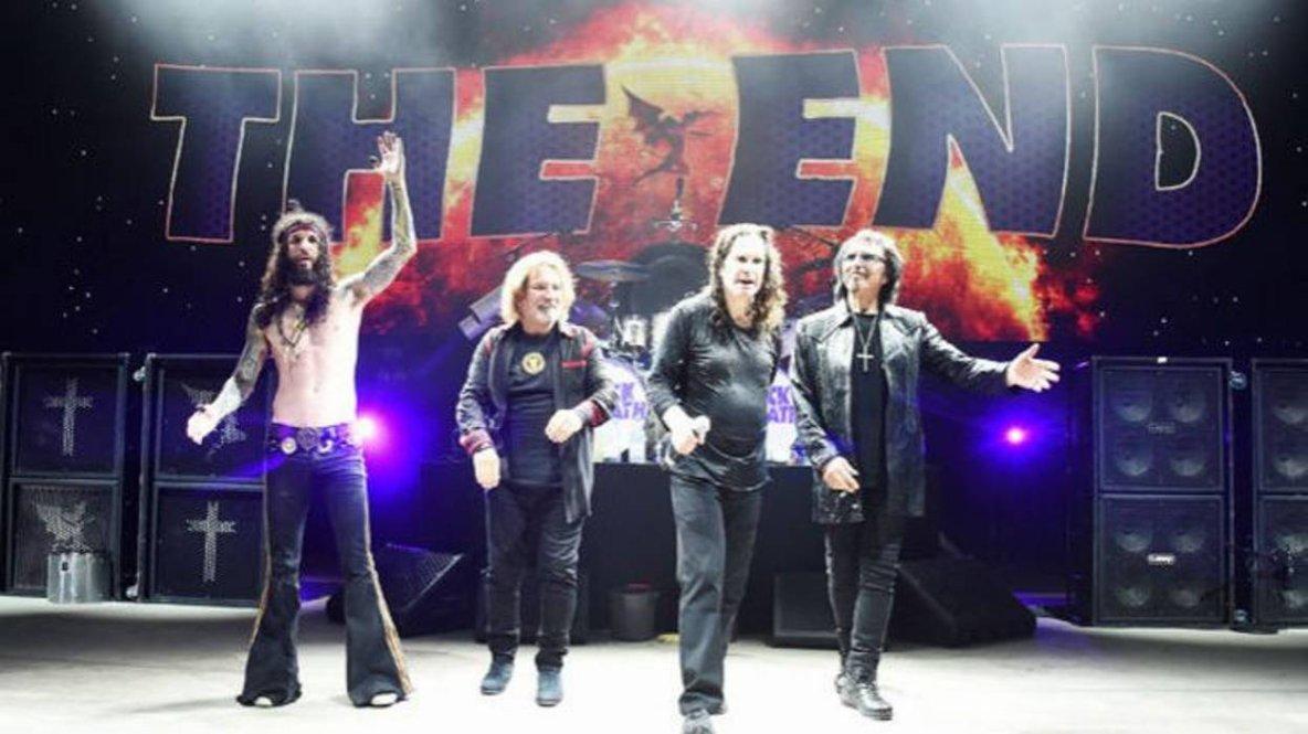 Black Sabbath, c'est terminé! (je vais vous faire pleurer encore une fois ^^ )