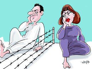 همس الجواري: ثانيا: الهجر:(4) خطوات قبل الطلاق:ثانيا:الطلاق في الإسلام:9- الطلاق:رابعا: مآخذ أعداء الإسلام بشأن المرأة:الباب الثالث: الإسلام والمرأة