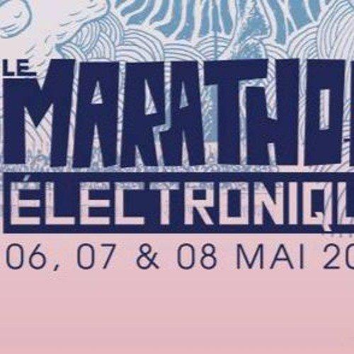 MIX MARATHON ELECTRONIQUE - PARIS - Mai 2016 - Mamz'Hell