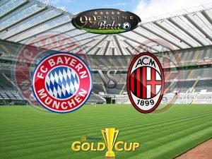 Prediksi Bayern Munchen Vs AC Milan 22 Juli 2017