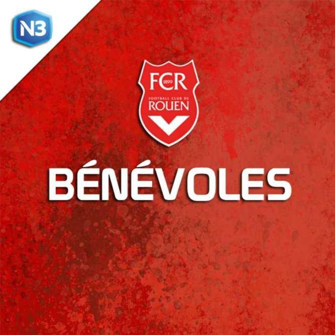 Le FCR recherche des bénévoles ! Le FCR recherche des bénévoles pour la saison 2018 - 2019 !