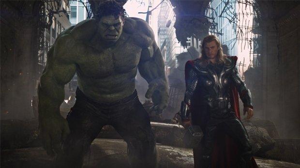 Blog shur Avengers, trop cool hein ? 8D