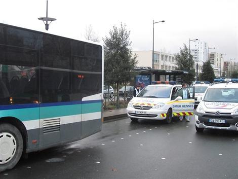 Accident mortel à Rennes. Décès d'un chauffeur de bus - Rennes - Faits divers - ouest-france.fr