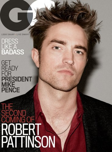 Robert Pattinson GQ Magazine 2017