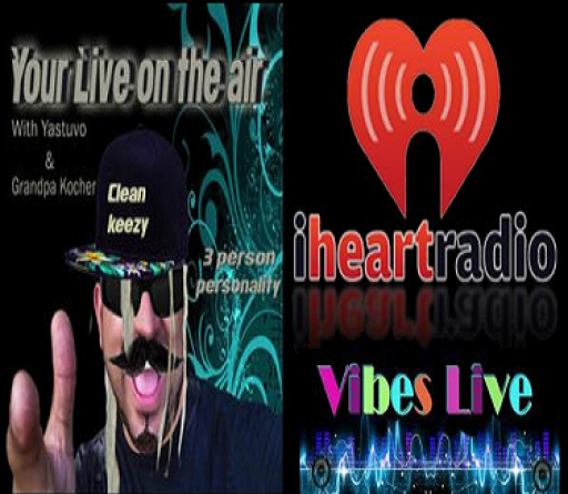 The Clean Keezy Show - iHeartRADIO! BREAKING NEWS!!!!