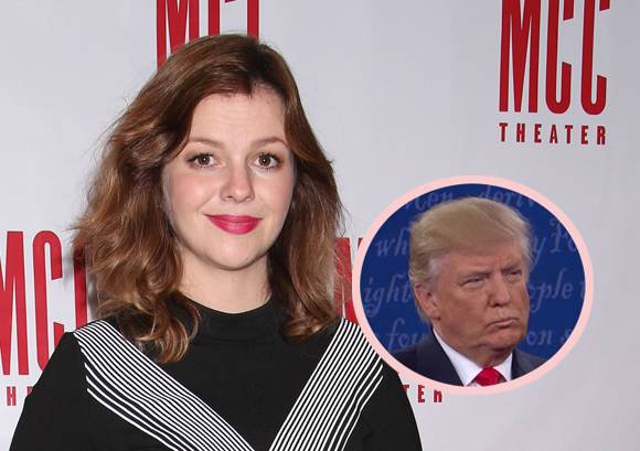 Amber Tamblyn Absolutely Destroys Donald Trump With Her Own Heartbreaking Story Of Sexual Assault