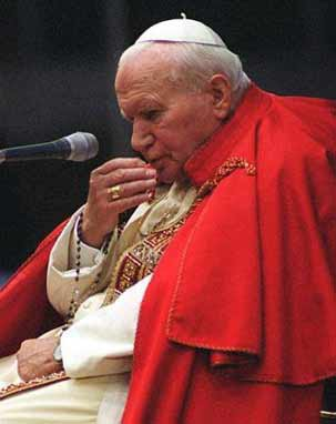 Fête du Saint Pape Jean-Paul II… ce Dimanche 22 Octobre* Vidéo (9 min:54)*Comment priait le Pape Jean-Paul II ? Raconté par son secrétaire particulier !!