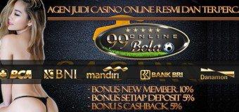 Pelayanan Maksimal Dari SBOBET Casino Indonesia | 99 Bola