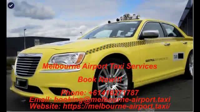 Taxi yellow cab - Airport transfers