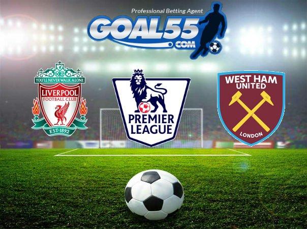 Prediksi Skor Liverpool VS West Ham United 24 Februari 2018