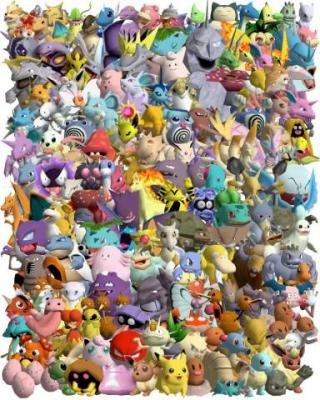 Quel pokémon êtes-vous?