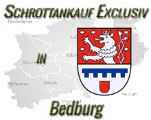 Schrottankauf Bedburg | Schrottankauf Exclusiv