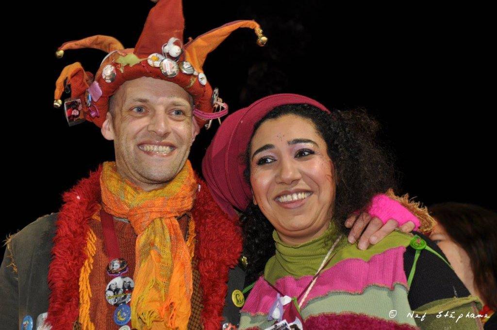 samed i 10 mars je serait au carnaval de tournai