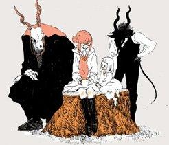 Totsukuni no Shoujo | Scan-Manga
