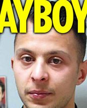 Paris jihadi on the run is sex-mad gambling addict dubbed 'The Playboy'