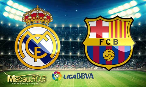 Prediksi Judi Bola Real Madrid vs Barcelona 24 April 2017