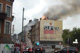 Verviers : deux nouveaux incendies criminels rue Spintay