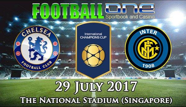 Prediksi CHELSEA vs INTER MILAN 29 July 2017