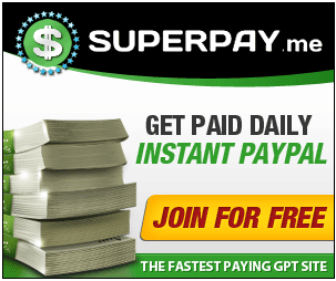 SuperPay.Me - Join Free & Earn Money. Complete Free Online Offers & Get Paid Daily.
