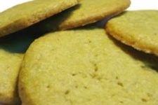 Recette Petits sablés au thé vert matcha - Pagawa Cuisine