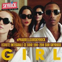 ECOUTE INTEGRALE GIRL - PHARRELL