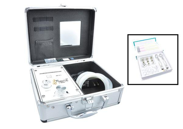 Diamond Microdermabrasion Dermabrasion Peeling Machine Case