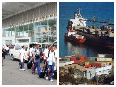 Plaidoyer pour des dérogations afin régler les problèmes posés par la navigation maritime et aérienne dans l'archipel des Comores | HabarizaComores.com | Toute l'actualité des Comores