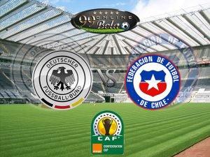 Prediksi Jerman Vs Chile 23 Juni 2017