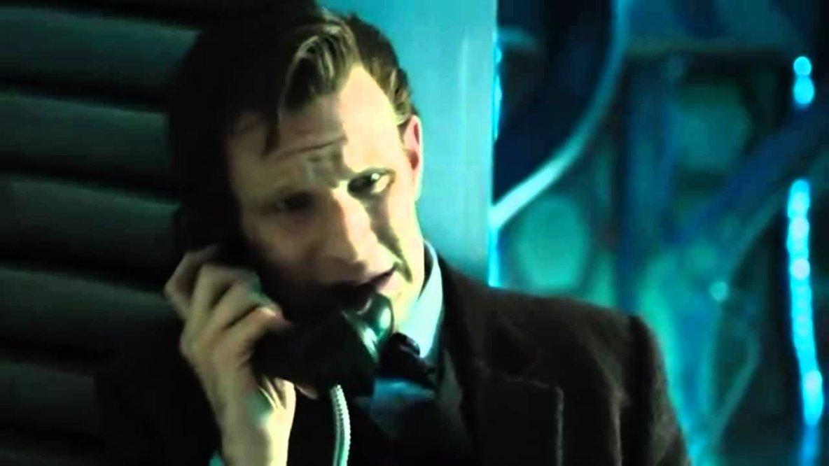 Spoiler !!!! Eleven/Clara's phone call