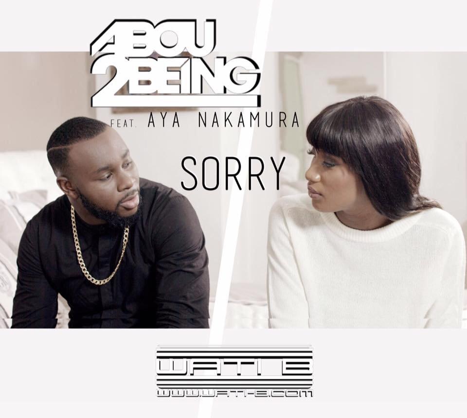"""Découvrez le nouveau clip de Abou Debeing """" Sorry """" avec Aya Nakamura"""
