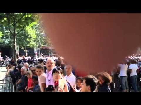 Hollande sifflé au défilé du 14 juillet (vidéo ajoutée) (mise à jour 11H32)