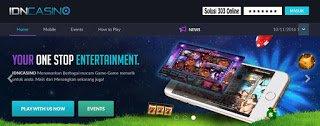 Solusi 303 Online: IDNCASINO Situs Mini Games Slot Mesin Terbaru