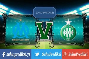 Prediksi Bola Olympique Marseille Vs Saint Etienne 17 April 2017