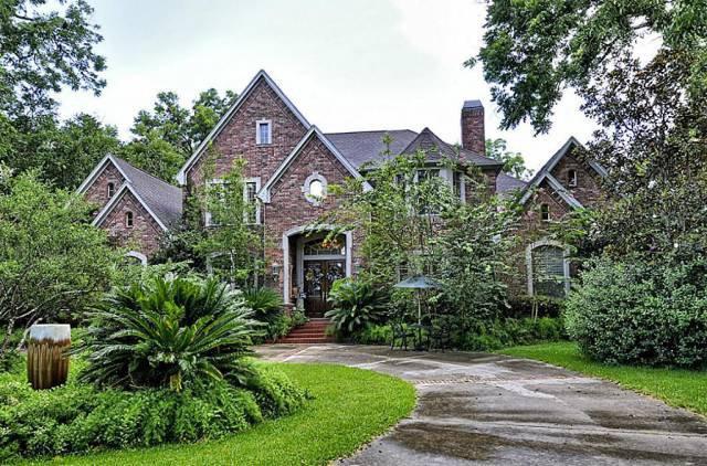 Cette maison en vente à Houston est magnifique mais l'intérieur vous fera peut-être hésiter...