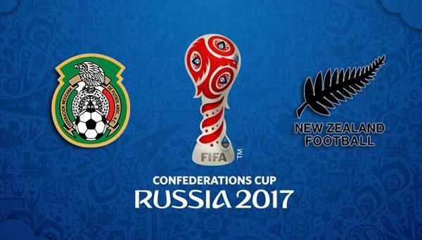 Prediksi Meksiko Vs Selandia Baru 22 Juni 2017 | 99 Bola