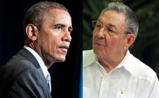 US President Barack Obama and Cuba's Raul socialist can have a historic face-to-face encounter at the Summit of the Americas on breaking the ice when decades of glacial relations. - Blog