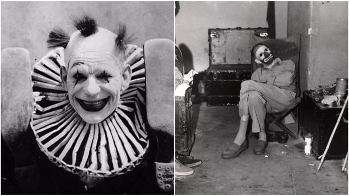 15 Terrifying Images Of Clowns That'll Scare The Crap Out Of You
