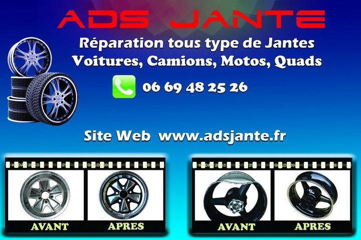 Réparation de Jantes ADS