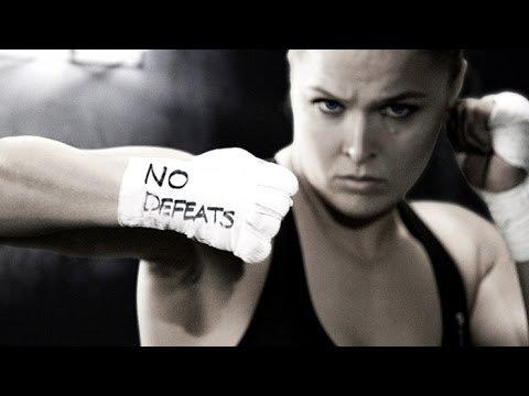 UFC 190: Rousey vs Correia - No Defeats. No Fear.