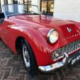 Triumph TR3A - 1960 - Overdrive - Roadster - Catawiki