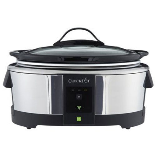 Smart Wifi Slow Cooker for iPhone and Others