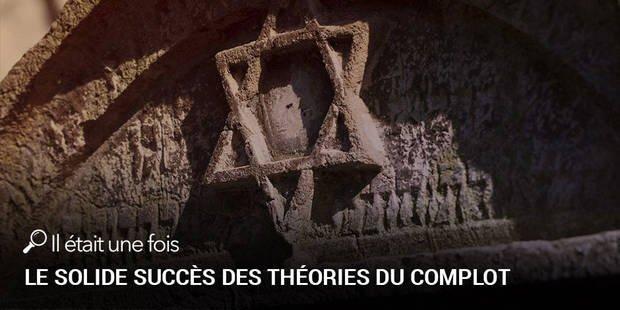 """Démontons les théories du complot et démystifions la terrible histoire des """"protocoles des sages de Sion""""..."""