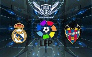 Prediksi Real Madrid vs Levante 16 Maret 2015 Primera Divisi